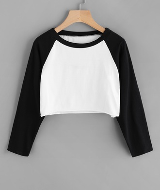 top girly black black and white crop tops crop cropped