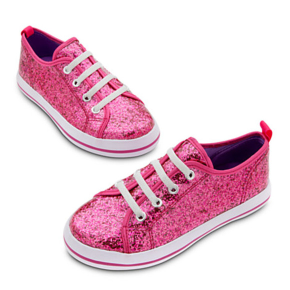 pink shoes glitter shoes glitter sparkly sparkle girly cute