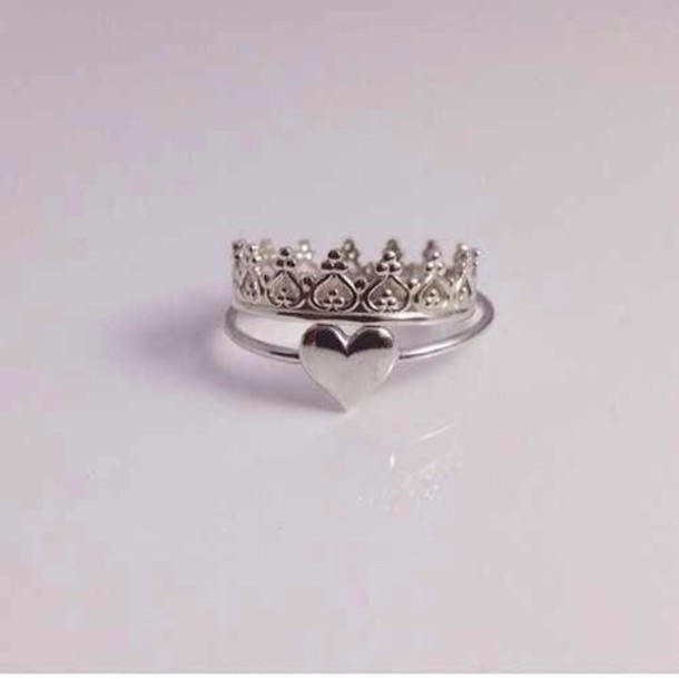 jewels crown ring ring crown jewelry ring