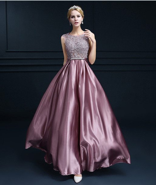 dress prom dress evening dress 2016 prom dress long On elegant wedding party dresses