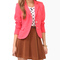 Womens blazer, blazer jacket and suit jacket | shop online | forever 21 -  2031557469