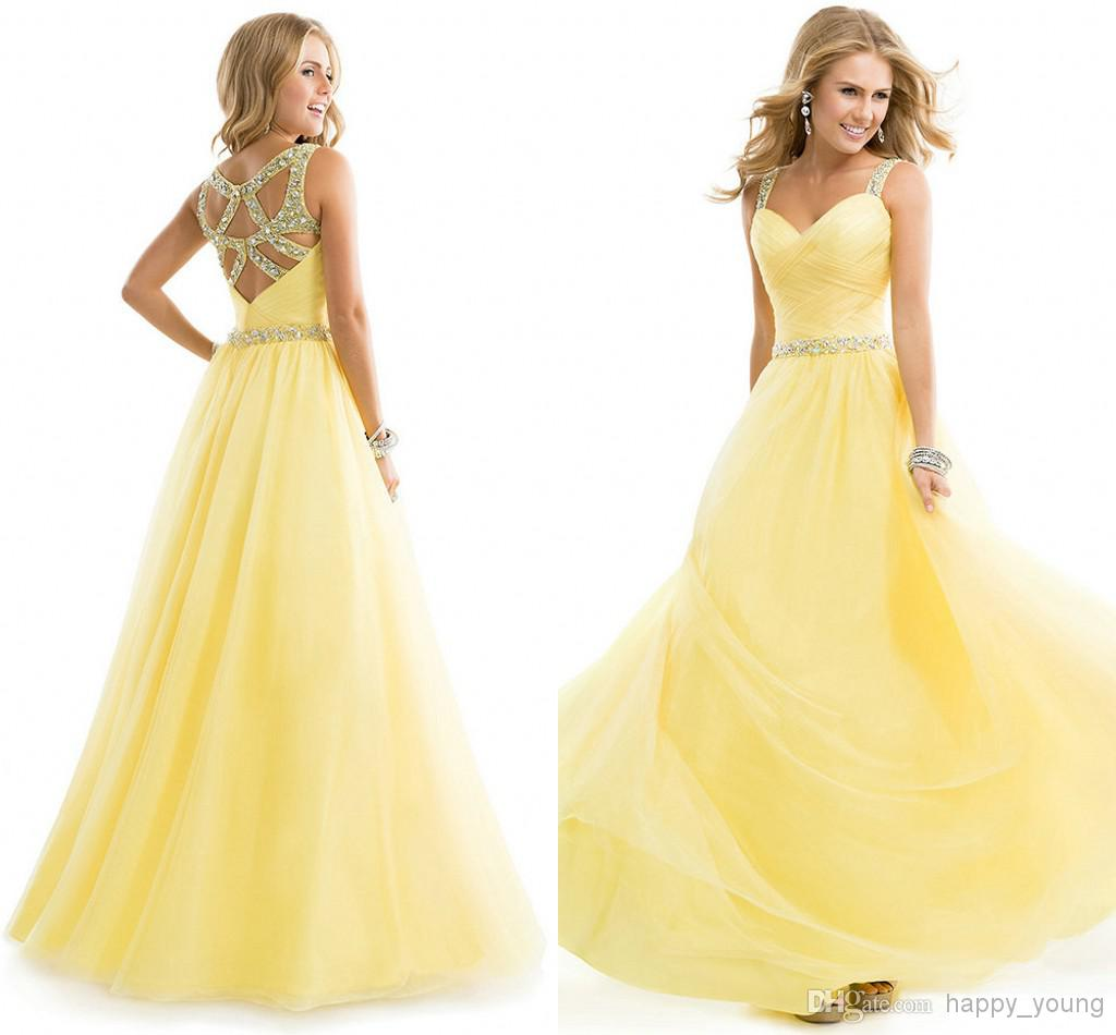 Cheap Prom - Discount Beads Brand Party Evening Gowns Prom Dresses 2014 Online with $118.38/Piece | DHgate