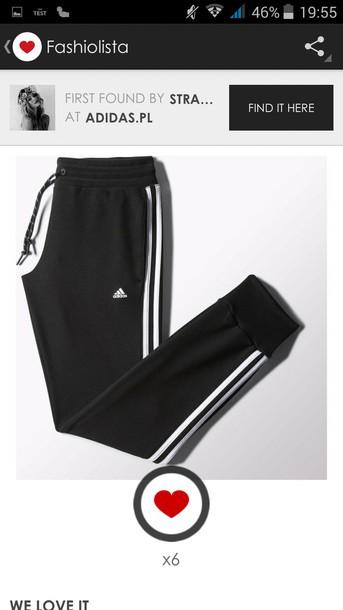 pants nike noir