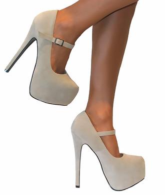 shoes nude heels suede heels nude platforms nude high heels high heels heels nude