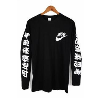 shirt blackshirt #asian #nike