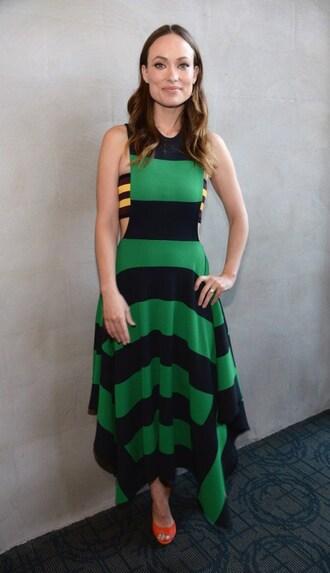 dress olivia wilde