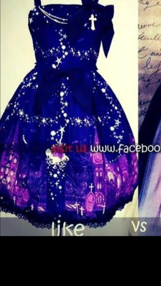 purple dress help me please!