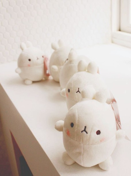 jewels kawaii style stuffed animal cute bunny