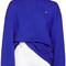 Vetements blue oversized europa hoodie