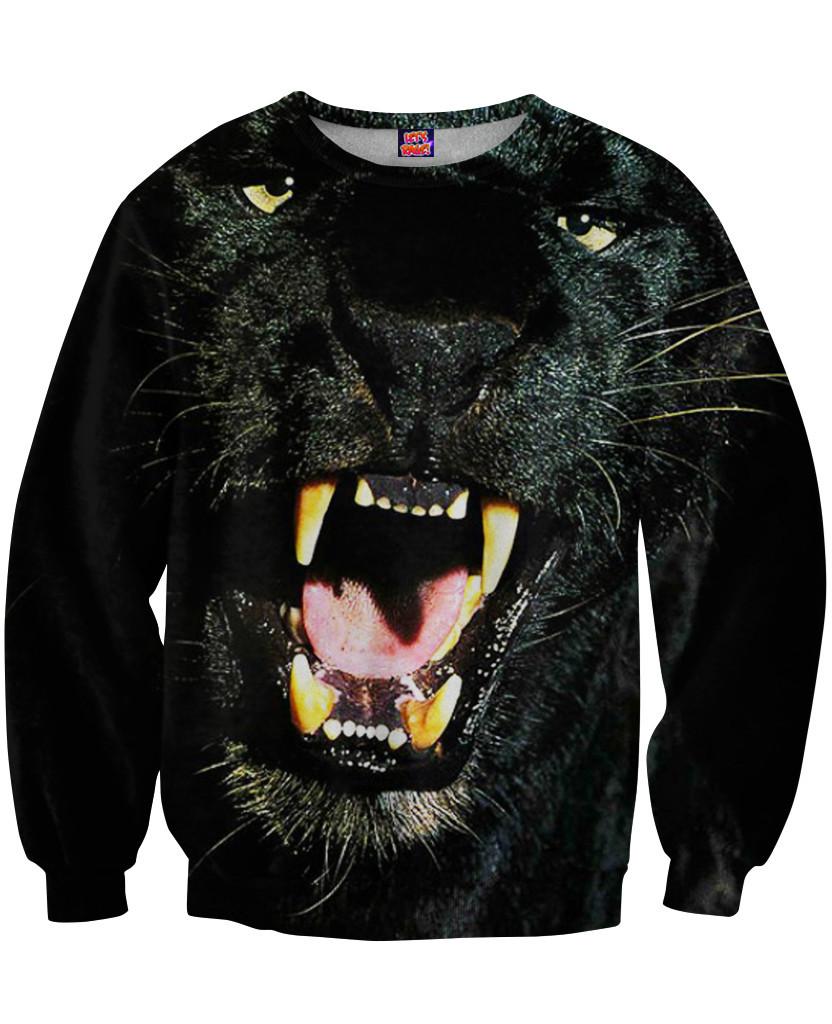 Panther Sweatshirt - RageOn