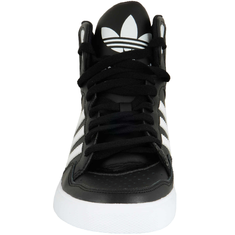 Adidas Shoe Wmns Extraball W High Sneaker Black 108233 at Hoodboyz