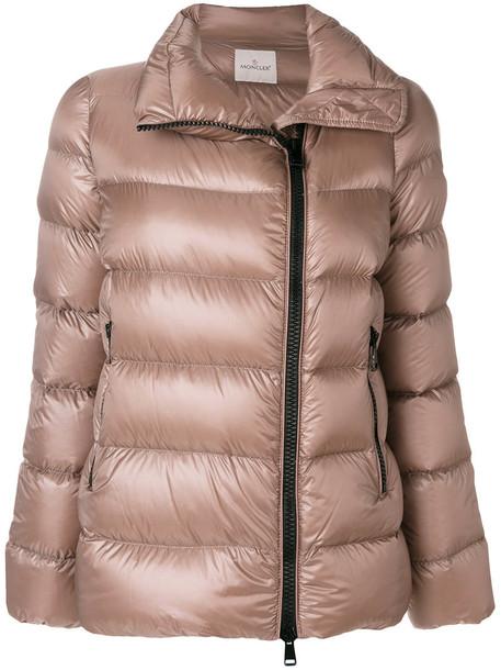 moncler jacket women nude wool