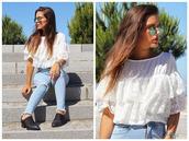 pure lovers,t-shirt,jeans,sunglasses,shoes