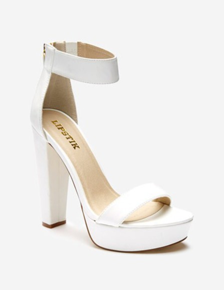 shoes formal straps straps white cool crop top awesome cute top high heels