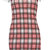 NEW LADIES TARTAN CHECK PRINT WOMENS VINTAGE PETER PAN COLLAR DRESS | eBay