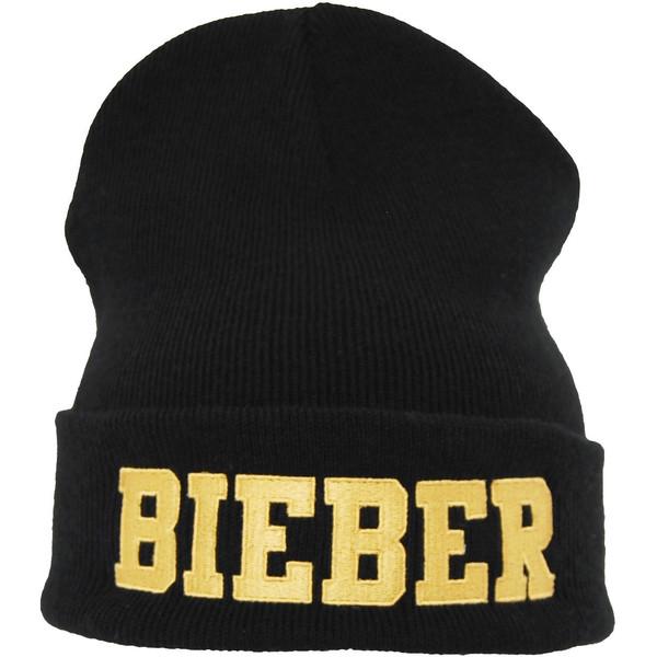 Justin Bieber beanie - Polyvore