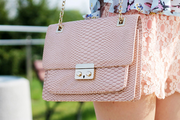 bag pastel bag streetstyle stylemoi shoulder bag