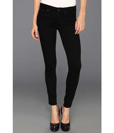 Big Star Alex Midrise Skinny in Black Rinse Black Rinse - Zappos.com Free Shipping BOTH Ways