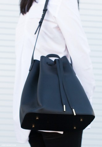 bag purse black handbag handbag black bag black purse leather bag leather black classic cool cool bag style fashion bags and purses tumblr outfit tumblr bag bucket bag