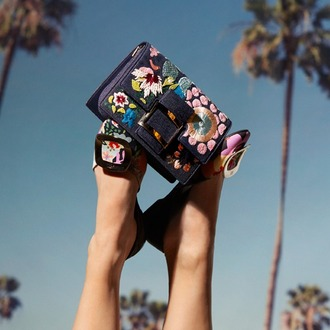 bag roger vivier contemporary mytheresa embroidered purse vacation purse flats