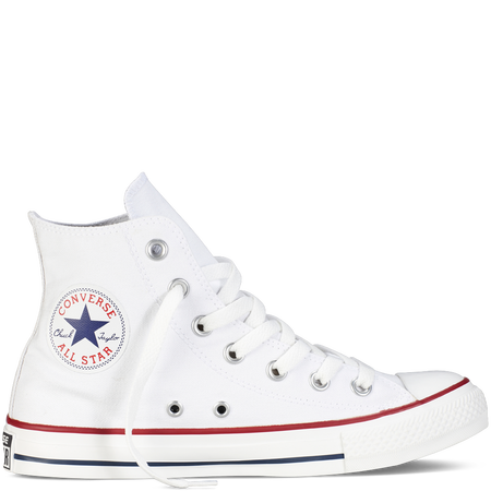 white womens converse high tops