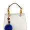 Style expert faux leather chain bag black beige white blue pink - gojane.com