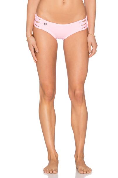 bikini blush pink