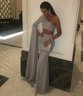 dress,2piece dress,sexy gray dress,2 piece prom dress,2 piece dress set,2 piece prom dresses,2 piece skirt set,skirt,two piece dress set,two-piece,clothes,trendy,clubwear,fashion,style,stylish,top,summer top,cute top,grey top,crop tops,long sleeves,long sleeve crop top,pencil skirt,high waisted skirt,cute skirt,outfit,outfit idea,summer outfits,cute outfits,spring outfits,date outfit,party outfits,off the shoulder,off the shoulder top,clutch,earrings,bracelets,jewels,jewelry,prom dress,need ,i need this help
