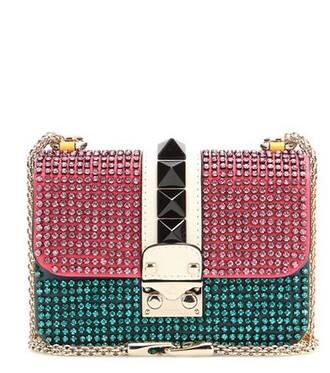 mini embellished bag shoulder bag