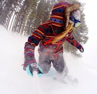 jacket jamie anderson snowboarding billabong