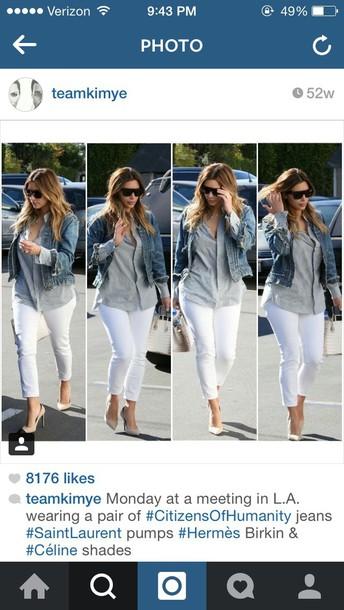 jacket kim kardashian