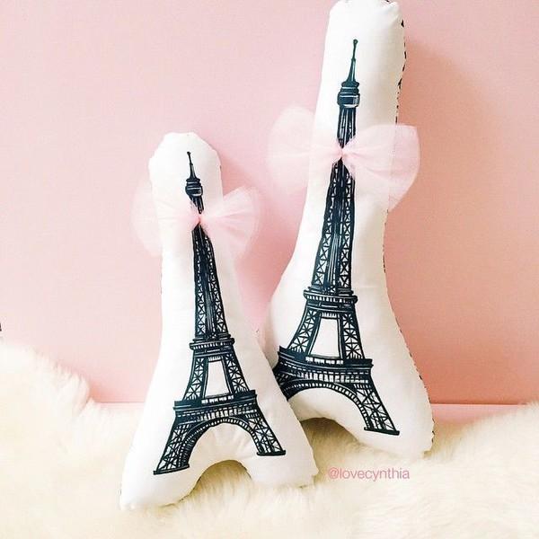 home accessory paris pillow