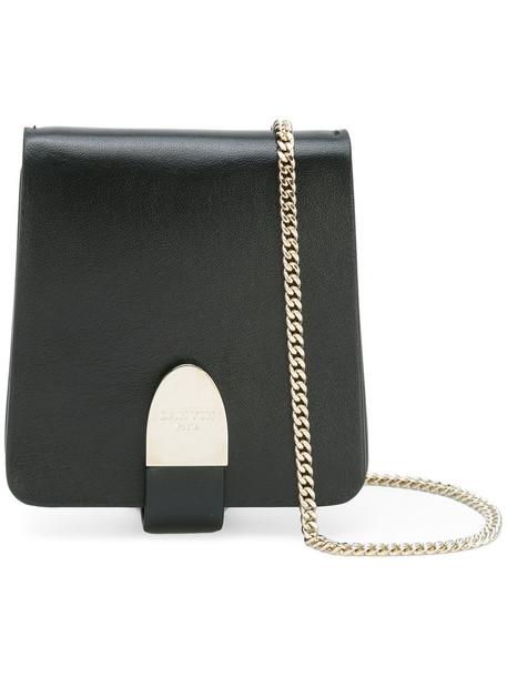 lanvin women bag black