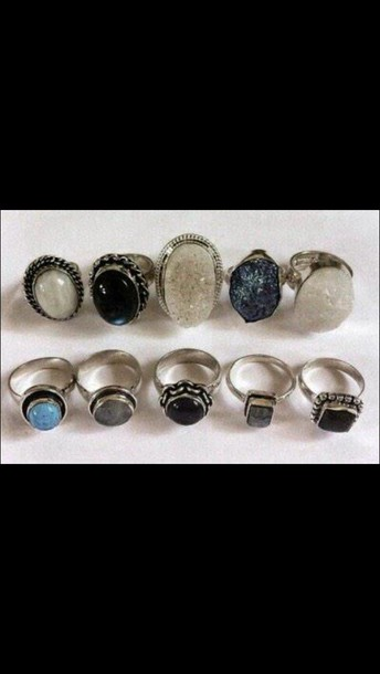 jewels bohemian ring
