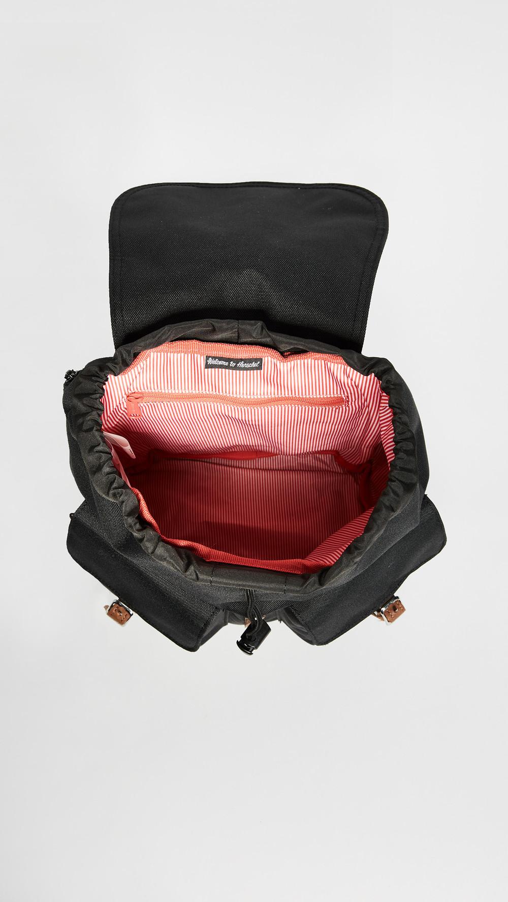 Herschel Supply Co. Herschel Supply Co. Dawson X-Small Backpack in black / tan