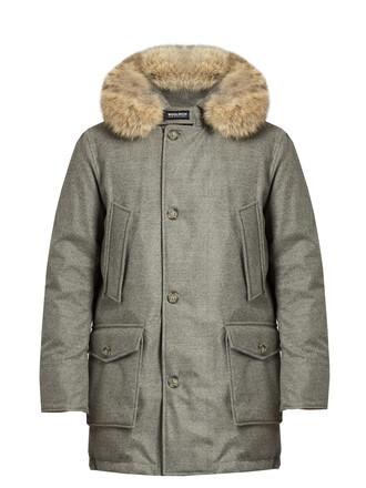 parka fur coat