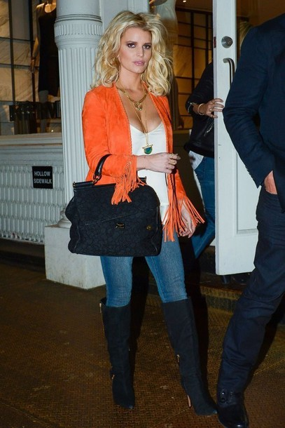 bag purse jessica simpson