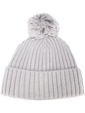 beanie grey hat
