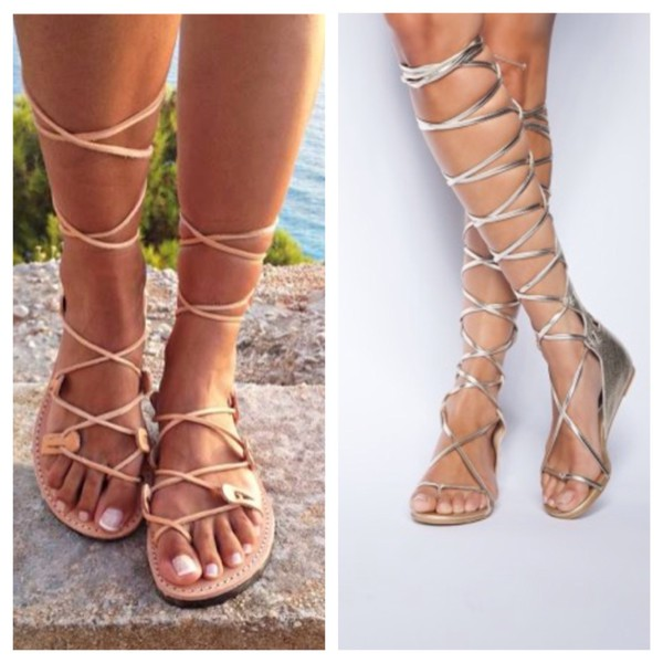 shoes gladiators sandals vintage gladiators open toe sandals open toe gladiator sandals silver tan lace up sandals lace up silver flat sandals