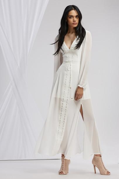 Finders Keepers dress maxi dress maxi long