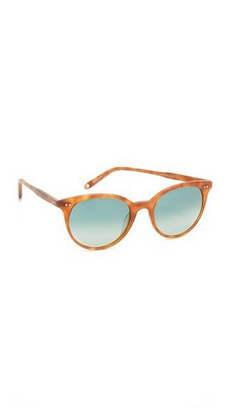 matte sea sunglasses
