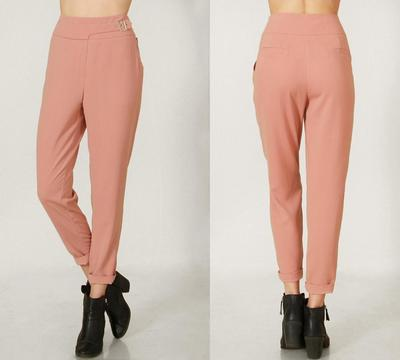 Taupe priority pants · trendyish · online store powered by storenvy