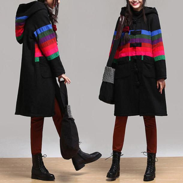 coat cotton jacket