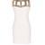 White Sequin Dress - Cut Out Sequin Dress | UsTrendy