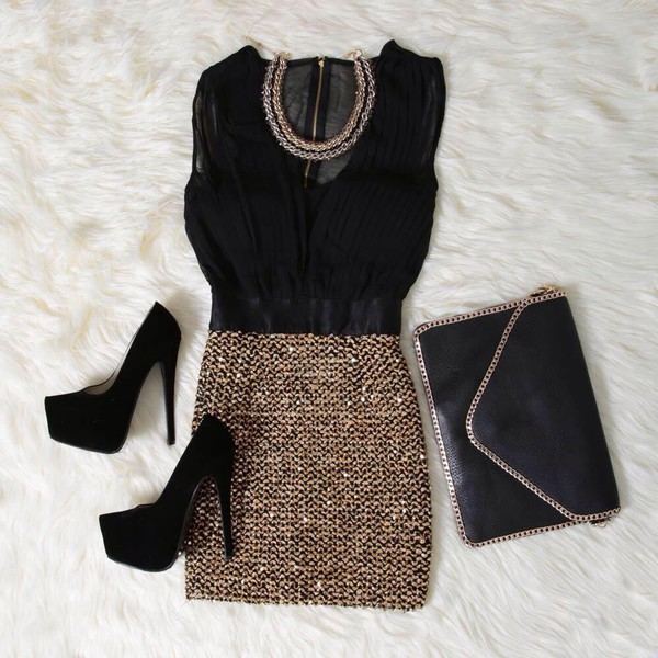 skirt top shoes bag outfit