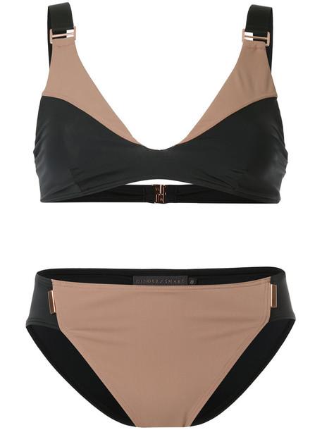 GINGER & SMART bikini women black swimwear