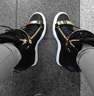 shoes giuseppe zanotti high top sneakers sneakers giuseppe zanotti.