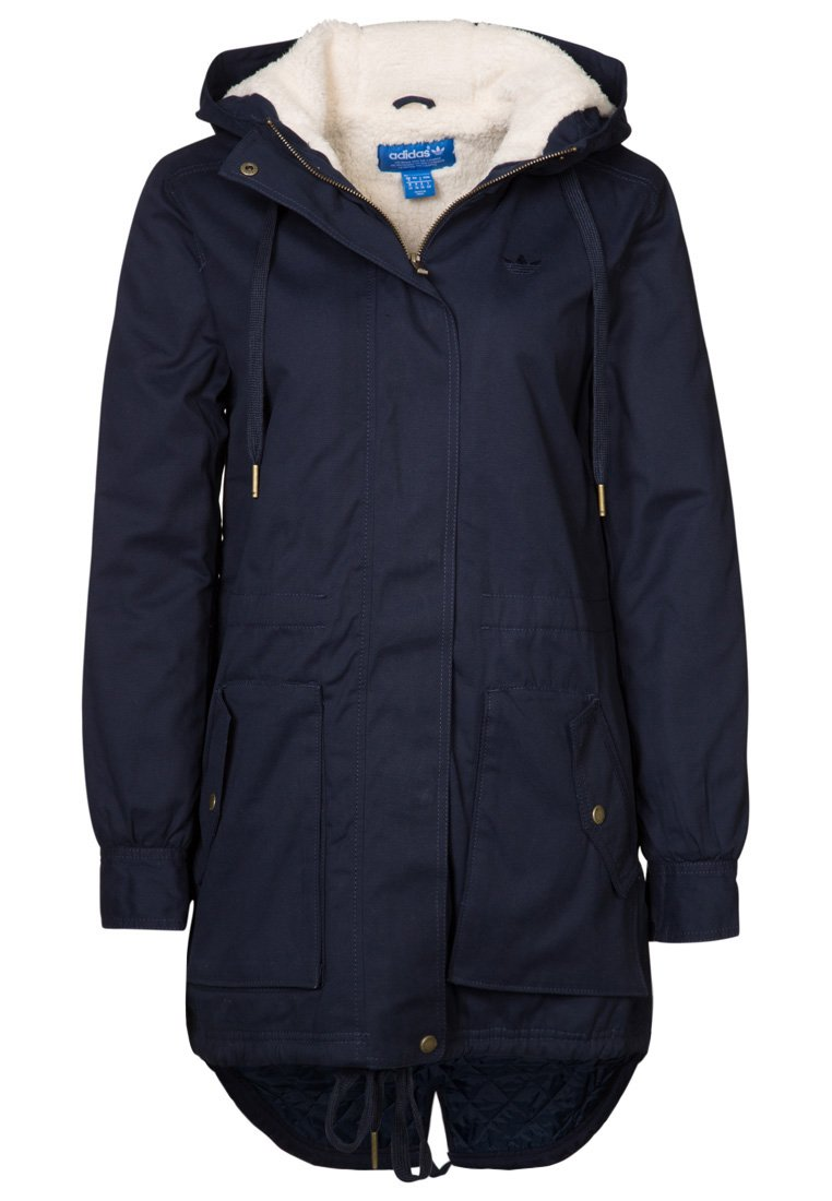 adidas Originals Parka - legend ink - Zalando.de