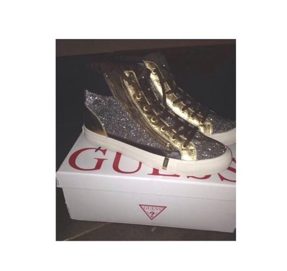 shoes hot guess sparkles
