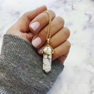 jewels tumblr necklace baseball jacket denim jacket gold grey white
